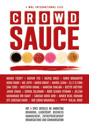 Crowdsauce Book