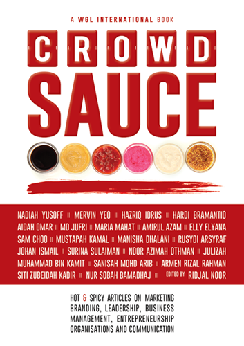 Crowdsauce Book